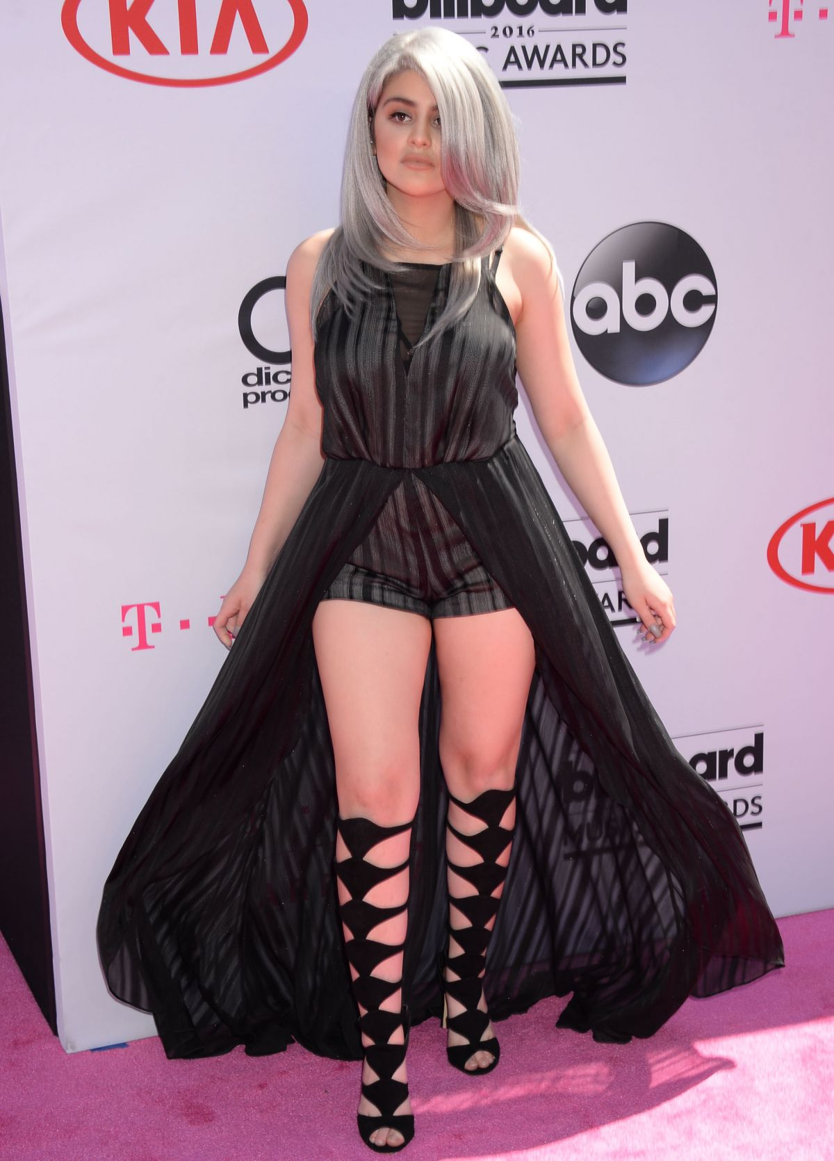 LAUREN GIRALDO at 2016 Billboard Music Awards in Las Vegas 05/22/2016