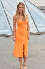 LAUREN POPE at a Business Show Photocall in London 05/11/2016