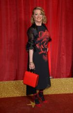 LAURIE BRETT at British Soap Awards 2016 in London 05/28/2016
