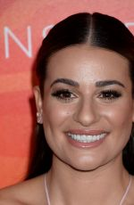 LEA MICHELE at 13th Annual Inspiration Awards to Benefit Step Up in Beverly Hills 05/20/2016