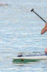 LEA MICHELE in Swimsuit in Maui 05/30/2016