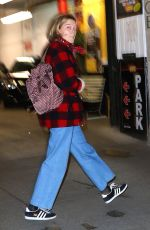 LEA SEYDOUX Out and About in New York 04/30/2016