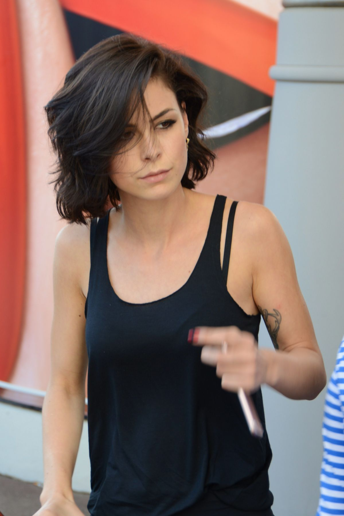 Lena Meyer Landrut At Hotel Martinez In Cannes 05182016 Hawtcelebs