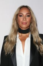 LEONA LEWIS at Humane Society of the United sStates to the Rescue Gala in Hollywood 05/07/2016