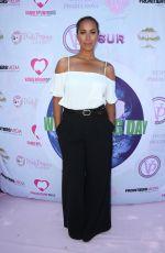 LEONA LEWIS at World Dog Day Celebration in West Hollywood 05/22/2016