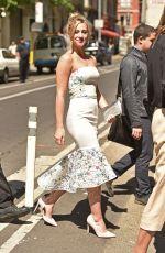 LILI REINHART Out in Manhattan 05/19/2016