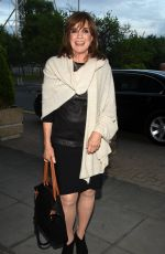 LINDA GRAY at The Late Late Show in Dublin 05/24/2016