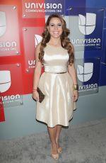 LINDSAY CASINELLI at Univision