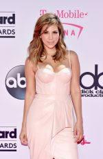 LIZ HERNANDEZ at 2016 Billboard Music Awards in Las Vegas 05/22/2016
