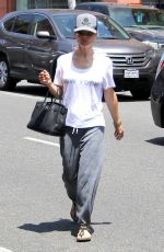 LORI LOUGHLIN Out and About in Beverly Hills 05/13/2016