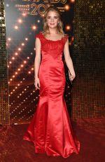 LORNA FITZGERALD at British Soap Awards 2016 in London 05/28/2016