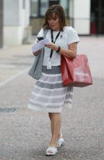 LORRAINE KELLY at ITV Studios in London 05/24/2016