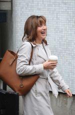 LORRAINE KELLY Leaves ITV Studios in London 05/11/2016