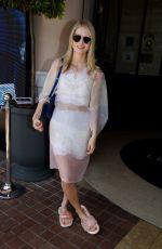 LOTTIE MOSS at Majestic Hotel in Cannes 05/14/2016