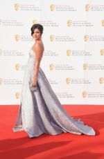 LUCY MECKLENBURGH at BAFTA TV Awards 2016 in London 05/08/2016