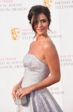 LUCY MECKLENBURGH at House of Fraser British Academy Television Awards 05/08/2016