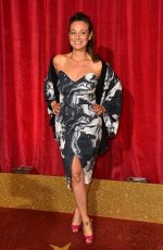 LUISA BRADSHAW-WHITE at British Soap Awards 2016 in London 05/28/2016