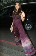 LUISA ZISSMAN Arives at Shooting Star Chase Tea Party in London 05/19/2016