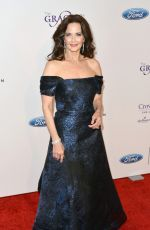 LYNDA CARTER at 41st Annual Gracie Awards Gala in Beverly Hills 05/24/2016