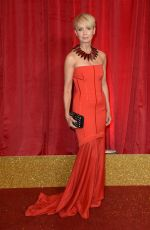 LYSETTE ANTHONY at British Soap Awards 2016 in London 05/28/2016