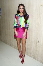 MADISON PETTIS at Wolk Morais Collection 3 Fashion Show in Los Angeles 05/24/2016