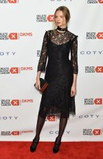 MAGDALENA FRACKOWIAK at 10th Annual Delete Blood Cancer dkms Gala in New York 05/05/2016