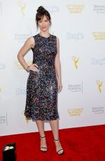 MAGGIE SIFF at 37th College Television Awards in Los Angeles 05/25/2016