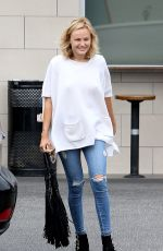 MALIN AKERMAN in Jeans Out in Los Angeles 05/25/2016