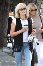 MALIN AKERMAN Out and About in Los Angeles 05/24/2016