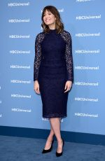 MANDY MOORE at NBC/Universal Upfront Presentation in New York 05/16/2016
