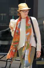 MARCIA CROSS Out and About in Santa Monica 05/24/2016