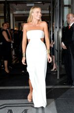 MARGOT ROBBIE at Costume Institute Gala 2016 in New York 05/02/2016