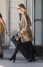 MARGOT ROBBIE Leaves JFK Airport in New York 04/30/2016