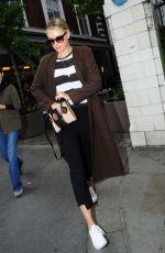 MARIA SHARAPOVA at Bleubird Restaurant in Chelsea 05/22/2016