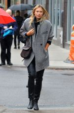 MARIA SHARAPOVA Out in New York 05/01/2016