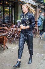 MARIA SHARAPOVA Out in New York 05/03/2016