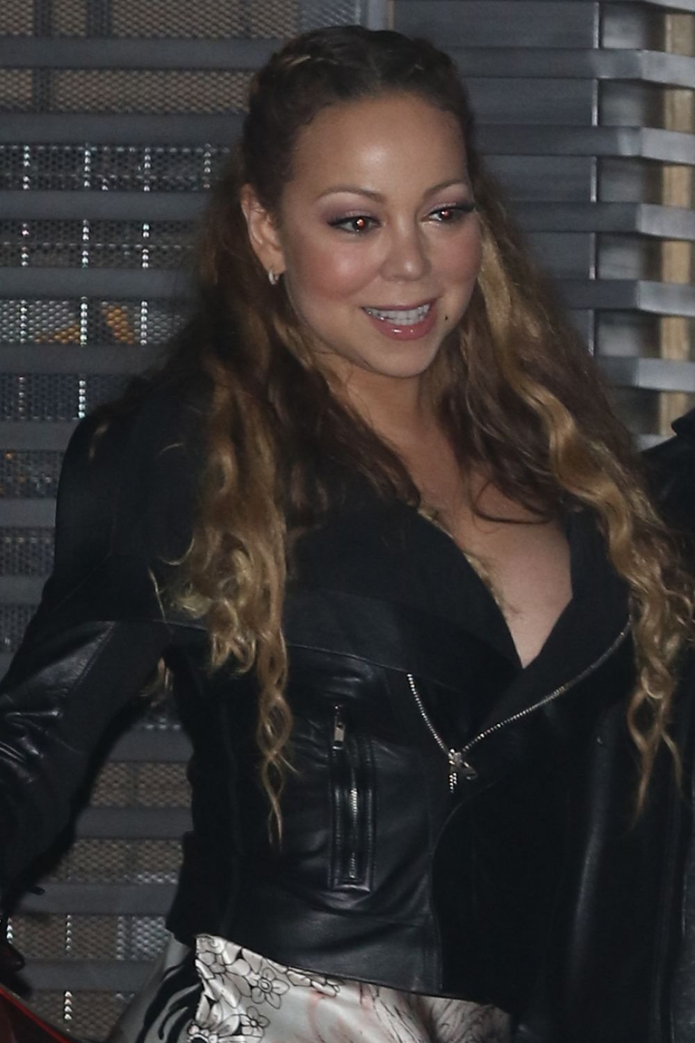 MARIAH CAREY Leaves Nobu Restaurant in Malibu 05/20/2016