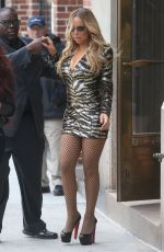 MARIAH CAREY Out and About in New York 05/16/2016