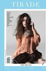 MARIE-ANGE CASTA in Tirade Magazine, Issue #7
