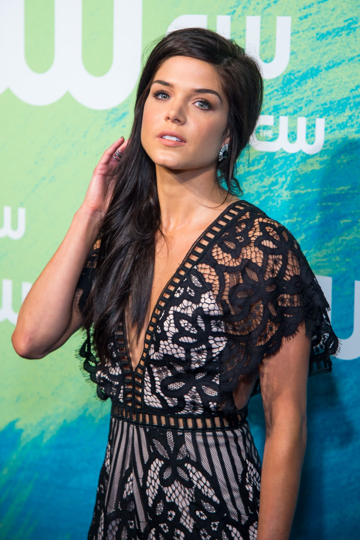 Marie Avgeropoulos The CW Networks 2015 Upfront in New