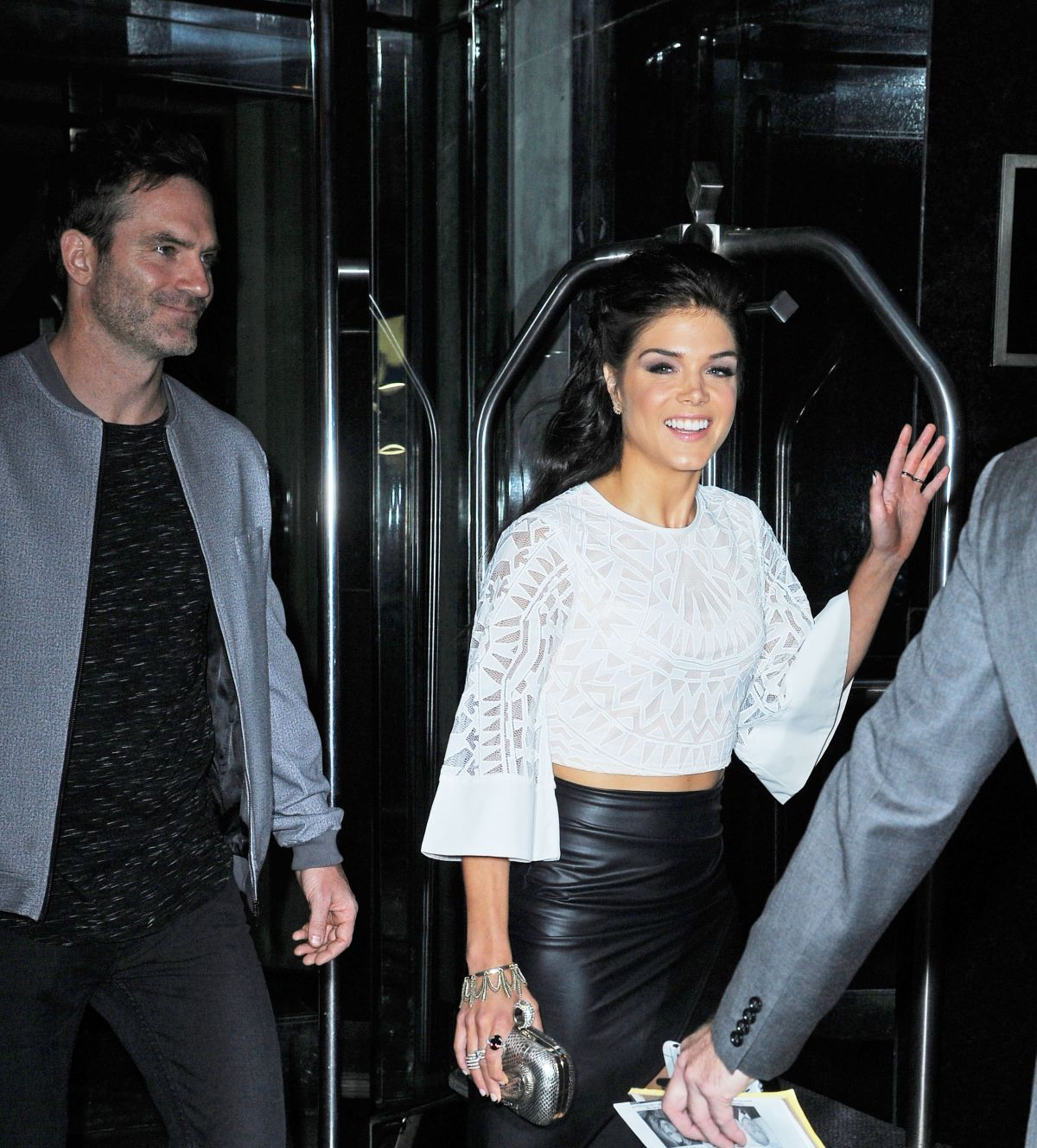 MARIE AVGEROPOULOS Out...