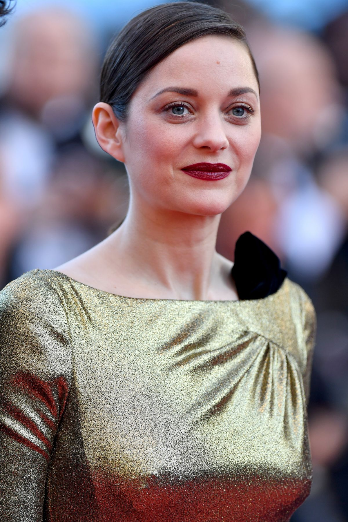 MARION COTILLARD at 'From the Land of the Moon' Photocall ...
