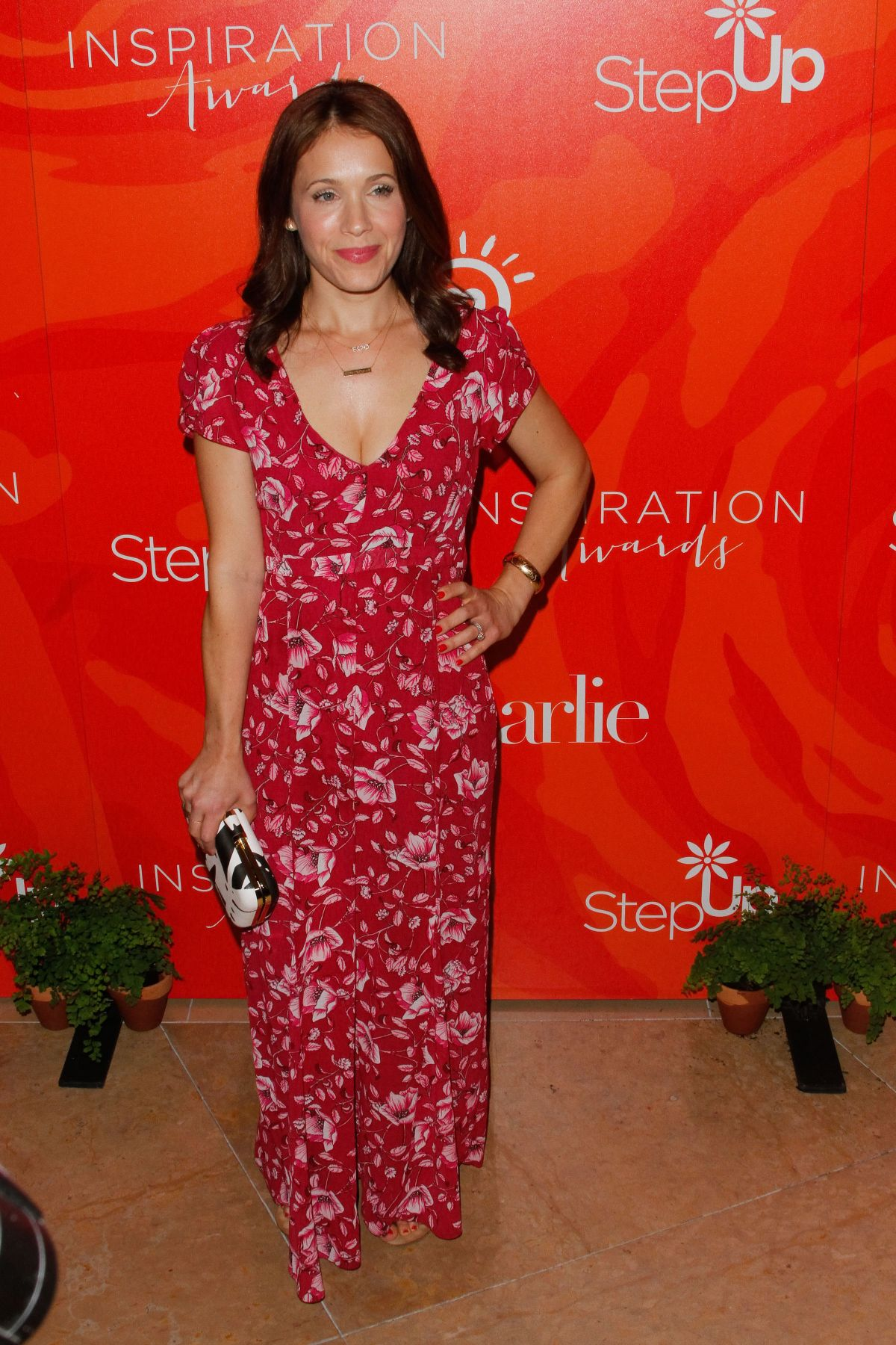 MARLA SOKOLOFF at 13th Annual Inspiration Awards to Benefit Step Up in Beverly Hills 05/20/2016