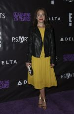 MARLA SOKOLOFF at Party! Celebrating 25 Years of P.S. Arts in Los Angeles 05/20/2016