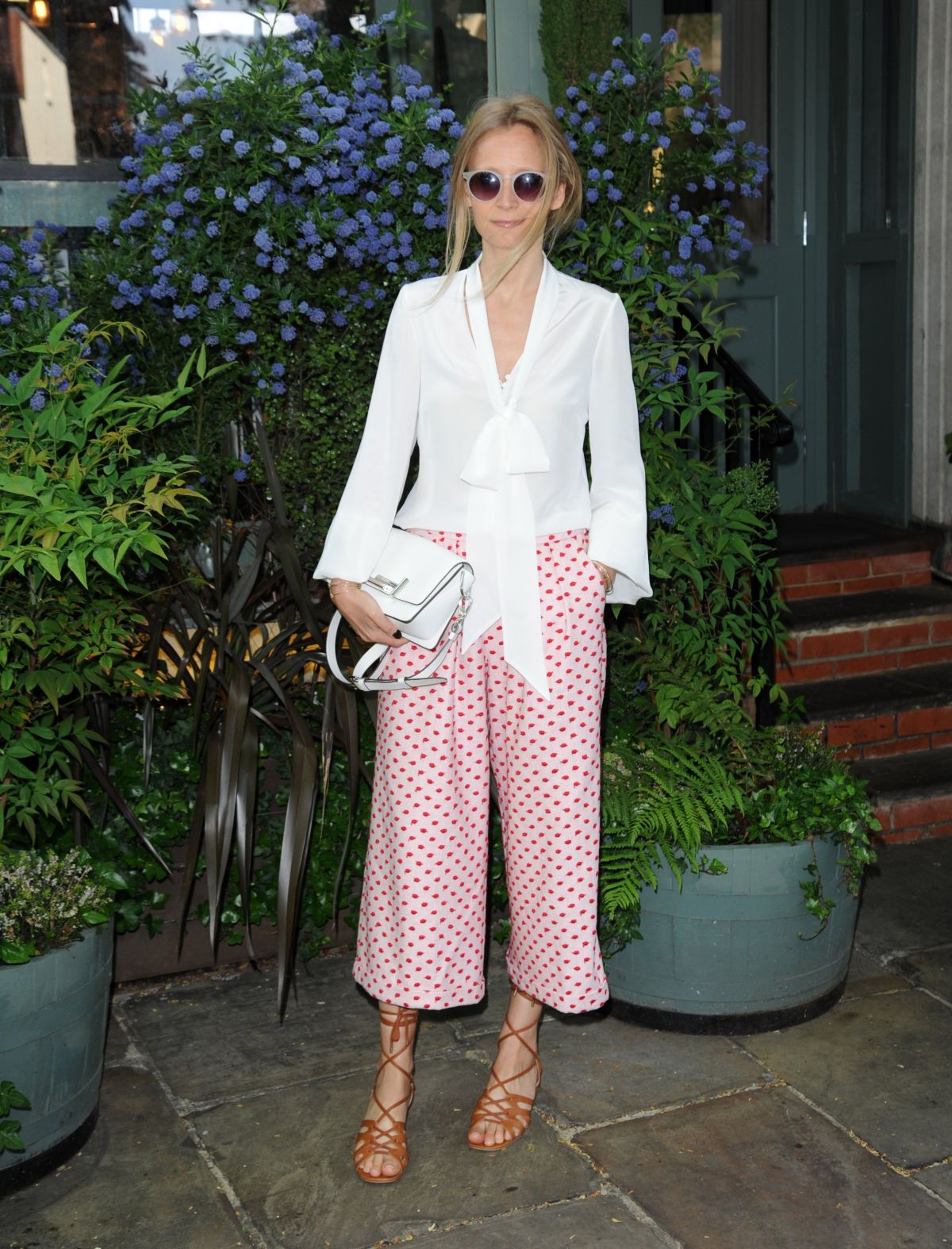 MARTHA WARD at Beulah VIP Breakfast in London 05/17/2016
