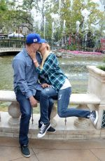 MARY CAREY at a Romantic Date in Los Angeles 05/09/2016