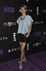MARY ELIZABETH ELLIS at Party! Celebrating 25 Years of P.S. Arts in Los Angeles 05/20/2016