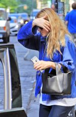 MARY KATE OLSEN Out and About in New York 05/27/2016