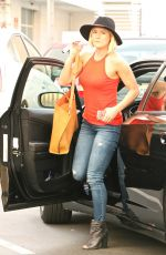 MARYSE OUELLET adn RENEE YOUNG at Epione in Beverly Hills 05/25/2016