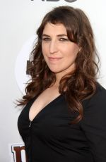 MAYIM BIALIK - at Red Nose Day Special on NBC in Universal City 05/26/2016